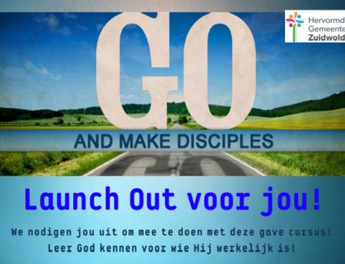 Start Jeugd Launch Out